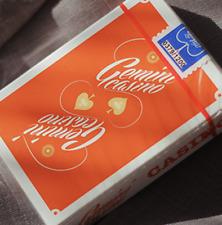Gemini Casino 1975 Orange Playing Cards by Gemini - Limited Edition