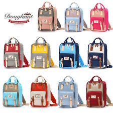 Doughnut Macaroon Rucksack Travel Backpack  School Bag Bookbag