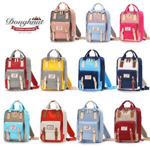 Original Doughnut Macaroon Rucksack Travel Backpack  School Bag Bookbag