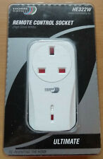 HomeEasy Remote Control Socket Ultimate HE322W