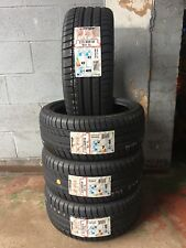 4 NEW 2254018 225 40 18 AVON ZZ5 92Y EXTRA LOAD FOUR TYRES A RATING WET GRIP