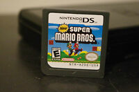 New Super Mario Bros. (Nintendo DS, 2006) *Tested