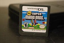 New Super Mario Bros. (Nintendo DS, 2006) *Tested