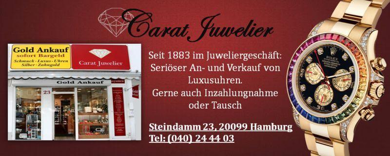 Carat Juwelier Hamburg