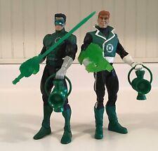 DC Universe Classics Green Lanterns Kyle Rayner And Guy Gardner
