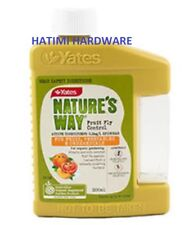 FRUIT FLY CONTROL NATURES WAY FOR ORGANIC GARDENING NATURAL CONCENTRATED 200ml