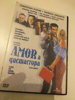 DVD Amor a quemarropa escrita por tarantino