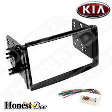 95-7330 Double Din Radio Install Dash Kit & Wires for Spectra, Car Stereo Mount