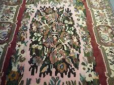 "Wonderful Bakhtiar oriental rug, carpet (  8ft.4"" x 5ft.6"", circa 1980s  )"