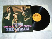 LP - Cream - Best of Cream - 1968 Clubpressung # cleaned