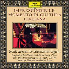 SADO Imprescindibile momento di cultura italiana CD  italian prog