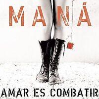 Amar Es Combatir  - Mana CD New ! Sealed !