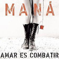 NEW Amar Es Combatir (Audio CD)