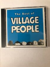 Village People The Best Os - CD - Excellent!