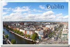DUBLIN FRIDGE MAGNET