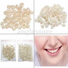 120PCS Dental Temporary Crown Material For 70 Anterior & 50 Molar Teeth Veneers