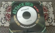 Attack Dub Rare Dubs From Attack Records 1973-197, New LP , Jamaican Recordings.