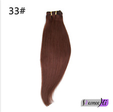 Halo Invisible Secret Wire Flip In No Clip Remy Human Hair Extensions Dark Brown