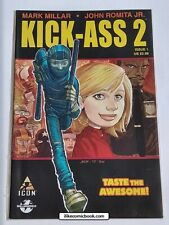 Kick-Ass 2 #1 (2010 2nd Series) High Grade Moden Age Collectible ICON Comics!