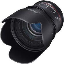 Rokinon DS50M-NEX Cine DS 50 mm T1.5 AS