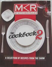MKR My Kitchen Rules THE COOKBOOK No 2 Recipes
