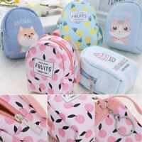Bag Keys Pouch Girls Coin Purse Money Bags Mini Coin Backpack Earphone Package