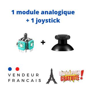 🎮 Joystick manette XBOX ONE avec Module 3D Stick Analogique NEUF  🎮