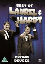 Laurel and Hardy - Flying Deuces [DVD] BRAND NEW SEALED FREEPOST