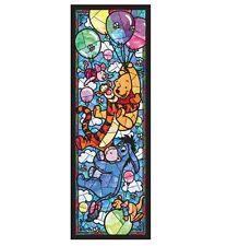 Tenyo DSG-456-722 Stained Art Disney 456 pcs Winnie the Pooh Jigsaw Puzzle