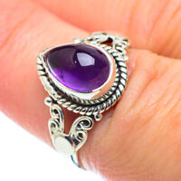 Amethyst 925 Sterling Silver Ring Size 7 Ana Co Jewelry R52103F