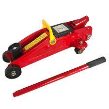 2 Ton Mini Portable Floor Jack Vehicle Car Garage Auto Small Hydraulic Lift Red