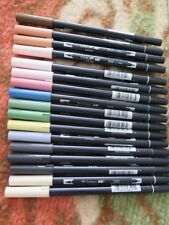 17 TOMBOW ABT Art Markers Dual Brush Tip Hard Point Various Colors Acid Free Lot