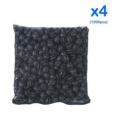 "1200 pcs 1.25"" Bio Balls Aquarium Fish Pond Filter Media FREE MEDIA BAGS"