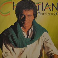 """CHRISTIAN - NOTTE SERENA 7"""" SINGOLA (I580)"""