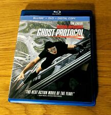 Mission Impossible - Ghost Protocol - Bluray - REGION FREE US IMPORT