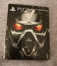 killzone 3 III steelbook ps3 playstation  3
