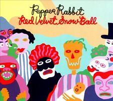 Pepper Rabbit Red Velvet Snow Ball 10 track 2011 cd NEW! snowball Xander Singh
