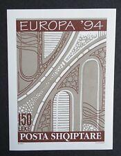 Albania (1994) Europa Discoveries / Art - Mint (MNH)