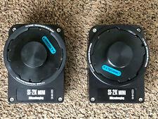 2x Digital Cinema Video Cameras, Silicon Imaging Si-2K Mini