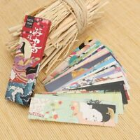 30Pcs/lot Note Label Page Magazine Reading Supplies Gift Memo Students Kids