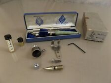 Vintage Paasche Professional Airbrush Celluloid ? Jade Green Handle