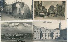 7 Karten aus Hall in Tirol  (A12)