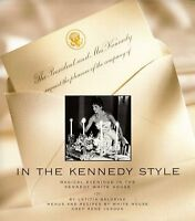 In the Kennedy Style by Letitia Baldrige