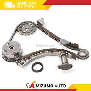 Timing Chain Kit VVT Sprocket Fit 00-08 Toyota Corolla Celica Matrix 1.8 1ZZFE