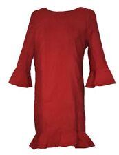 Ropa de mujer Zara color principal rojo talla M