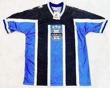Futbol Brasil Jersey Garcis Model Gremio Color Black and Blue