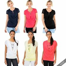 Short Sleeve Tunic, Kaftan Tops & Shirts for Women
