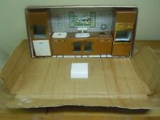 Vintage Modern Coppertone Kitchen No. 680 Made by T. Cohn Inc