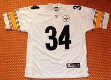Pittsburgh Steelers NFL Football Jersey, #34 Rashard Mendenhall, Size - 50, Sewn
