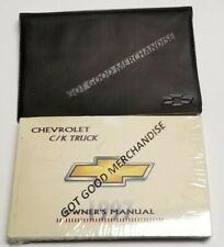 1997 CHEVROLET OWNERS MANUAL C/K TRUCK PICKUP SILVERADO 1500 2500 3500 4WD 2WD